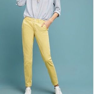 Anthropologie Relaxed Chino